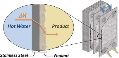 DCN Corp® - Anti-fouling surface modified stainless steel for food processing. Credit - Jeffrey A. Barish and Julie M. Goddard - University of Massachusetts (UoM), Department of Food Science, USA
