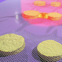 UoM: 'Tense' Graphene joins forces with Gold nano-antennas